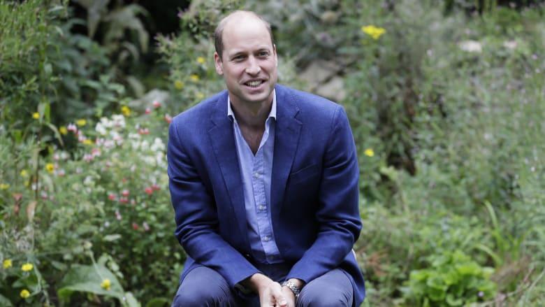 الأمير وليام يطلق جائزة عالمية للبيئة بقيمة 65 مليون دولار