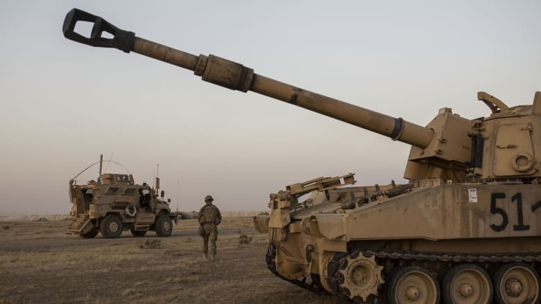انفجار عبوة ناسفة في رتل لقوات التحالف الدولي المنسحبة من العراق