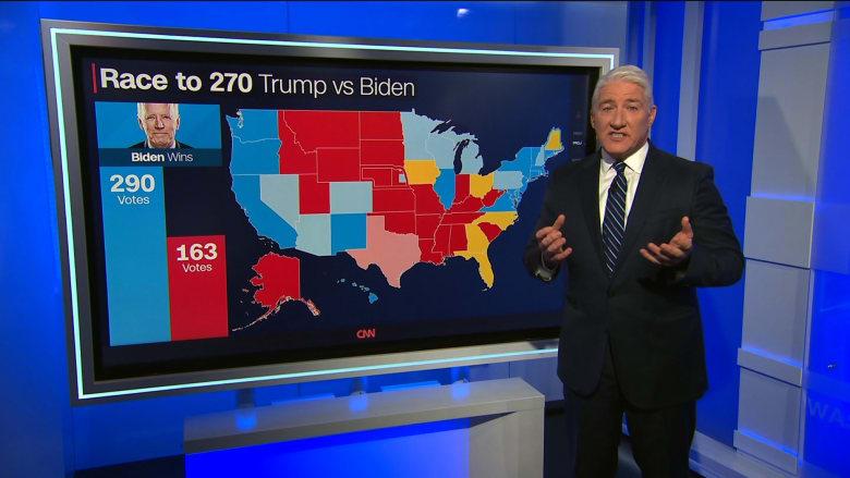 بخريطة تفاعلية.. هل يتمكن ترامب من تكرار سيناريو 2016 ليفوز بانتخابات الرئاسة 2020؟