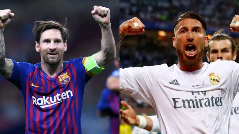 الكلاسيكو.. أبرز اللحظات من أكبر صراع كروي في أوروبا بين ريال مدريد وبرشلونة