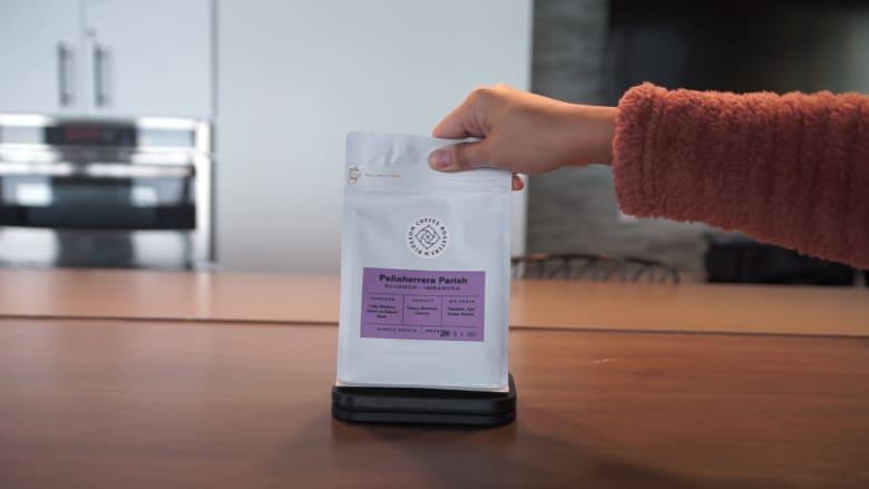 شركة توفر لك مخزونك من القهوة تلقائياً قبل نفاذها لديك.. كيف ذلك؟