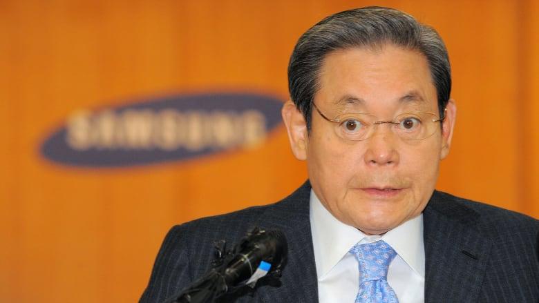وفاة رئيس سامسونج لي كون هي عن 78 عاماً.. كيف حول الشركة التي ورثها إلى عملاق عالمي؟