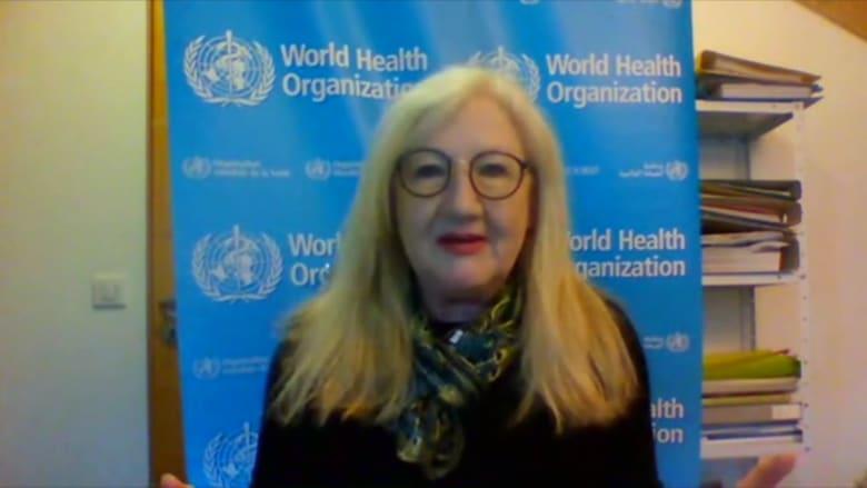 المتحدثة باسم منظمة الصحة العالمية لـCNN: لم يفت الاوان بعد
