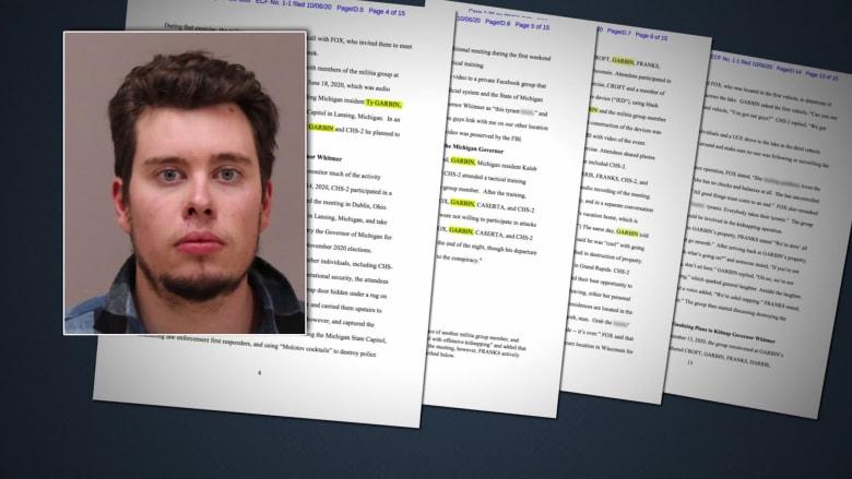 حصري.. محامي أحد المتهمين بمحاولة اختطاف حاكمة ميشيغان والإطاحة بالحكومة يتحدث لـCNN