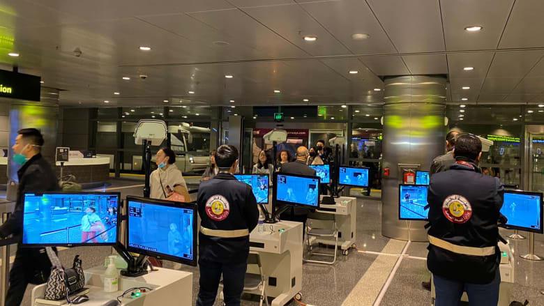 صورة أرشيفية من مطار حمد الدولي