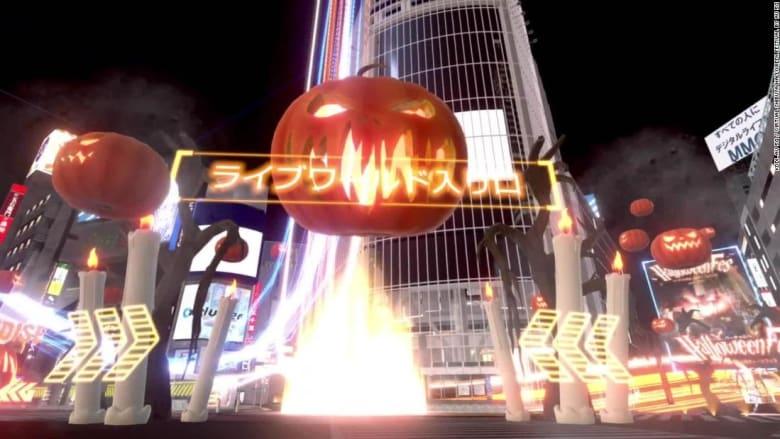 باليابان..عيد الهالوين ينتقل للعالم الافتراضي بظل جائحة كورونا