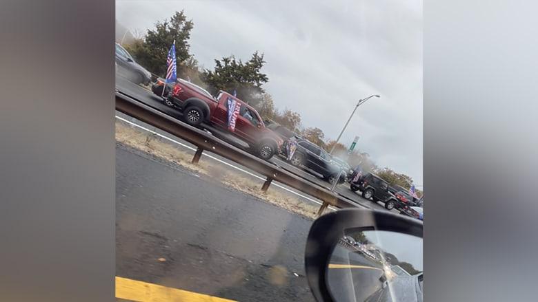 أنصار ترامب يعطلون حركة المرور في شوارع رئيسية بمدن أمريكية