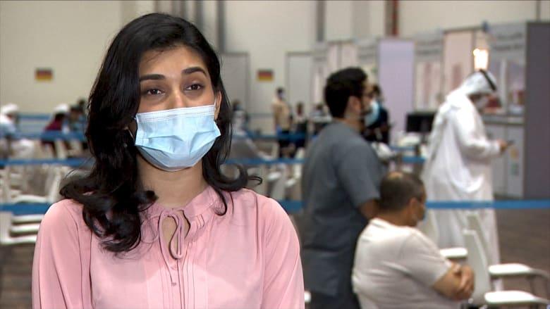 تجارب اللقاح الصيني في الإمارات.. CNN تتحدث مع بعض المتطوعين