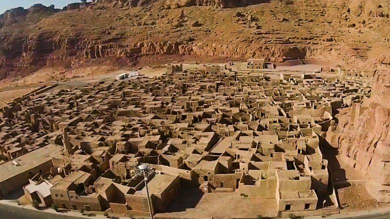 قرية العلا الأثرية في المدينة المنورة، السعودية