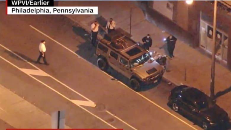 بأسلحة وسيارة همر.. مجموعة تحاول مهاجمة مركز فرز أصوات في بنسلفانيا