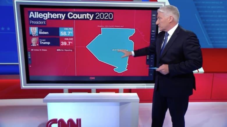 بعد أن كان ترامب متقدما.. كيف انقلبت نتيجة الانتخابات الأمريكية 2020 فجأة؟