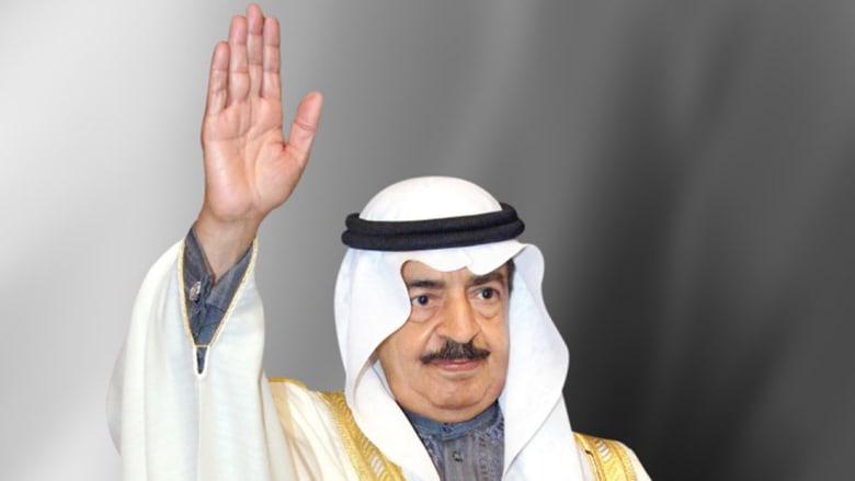الأمير خليفة بن سلمان آل خليفة