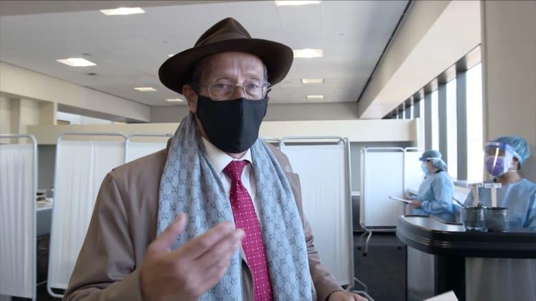 ما أفضل الحلول لعودة السفر الدولي؟ ريتشارد كويست في رحلة من نيوارك إلى لندن