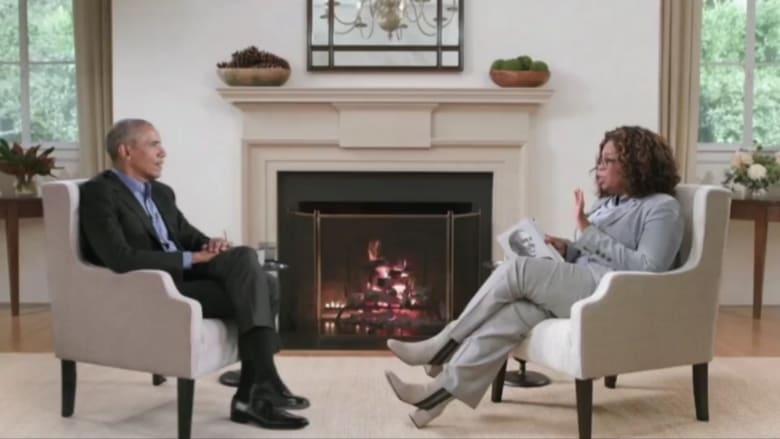 أوباما يتحدث مع أوبرا عن شؤونه الشخصية.. ماذا قال؟