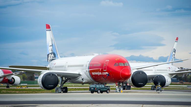 فيروس كورونا يدفع بالخطوط الجوية النرويجية للتقدم بطلب للإفلاس