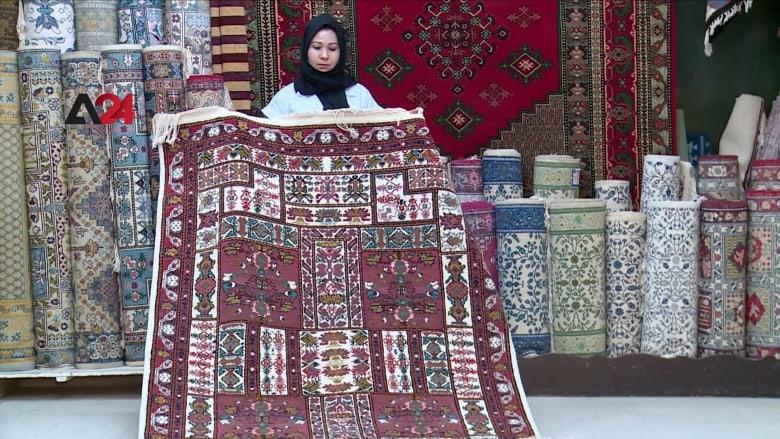 تقليد غني منذ القدم.. صناعة الزربية والمرقوم فن يتلاشى في تونس