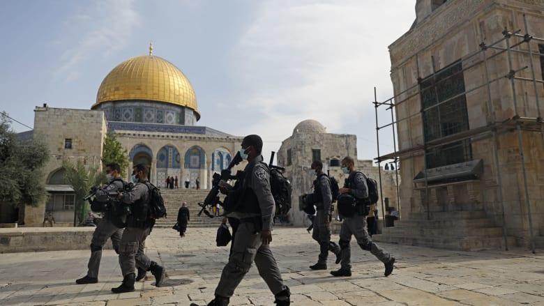 """الأردن يرسل مذكرة احتجاج رسمية لإسرائيل ويطالبها بوقف """"انتهاكاتها"""""""