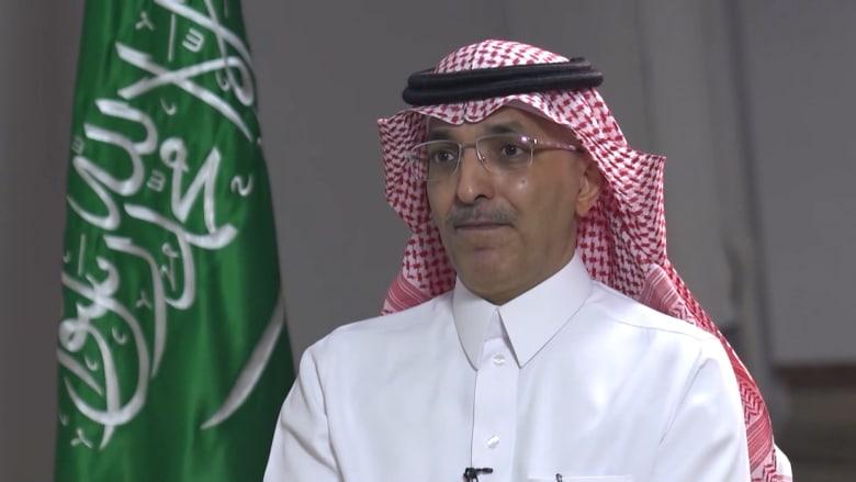 وزير المالية السعودي يتحدث لـCNN عن ترامب ومنظمتي التجارة والصحة وقمة مجموعة العشرين.. إليك ما قاله