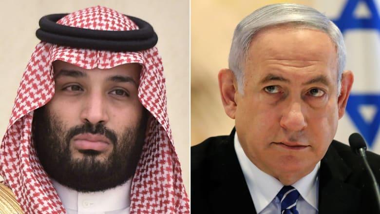 بين النفي والتأكيد.. تفاصيل أنباء اللقاء المزعوم بين نتنياهو ومحمد بن سلمان