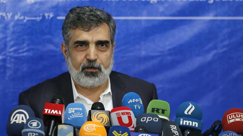 إيران: لا علاقة بين مقتل فخري زاده والسماح بوصول مفتشي الوكالة الدولية للطاقة الذرية
