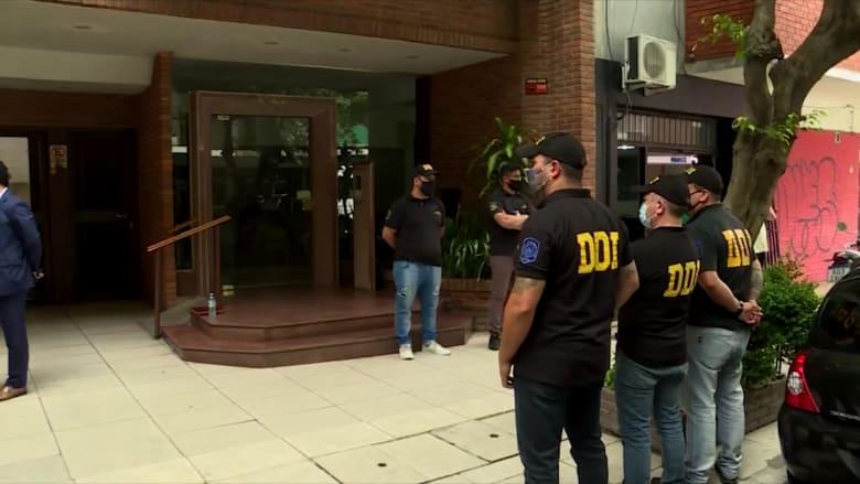 في تحقيق مستمر.. السلطات الأرجنتينية تداهم منزل طبيبة مارادونا النفسية