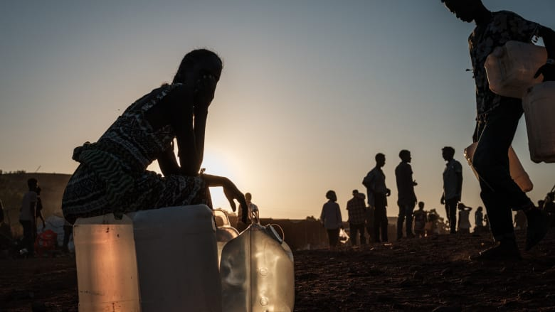 مفوضية اللاجئين تدعو إثيوبيا للسماح بالوصول العاجل لنحو 100 ألف لاجئ