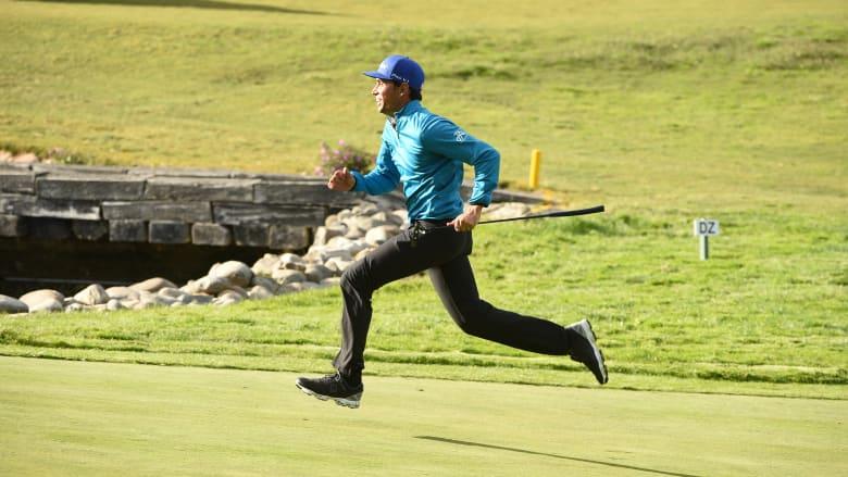 لعبة الغولف السريعة.. القوانين ذاتها لكن بأسرع وقت ممكن
