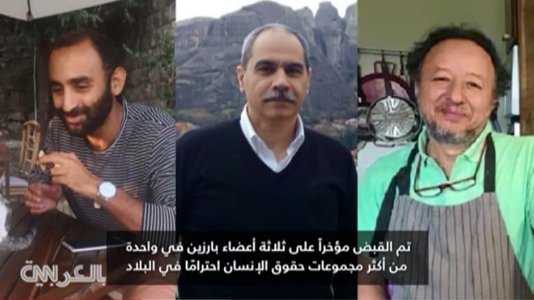 حسام بهجت: علمنا بإطلاق سراح مديري المبادرة المصرية الليلة.. والسلطات توجهت لبيتي مرتين