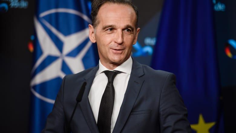 وزير خارجية ألمانيا: نأمل توسيع الاتفاق النووي الإيراني في ظل إدارة بايدن