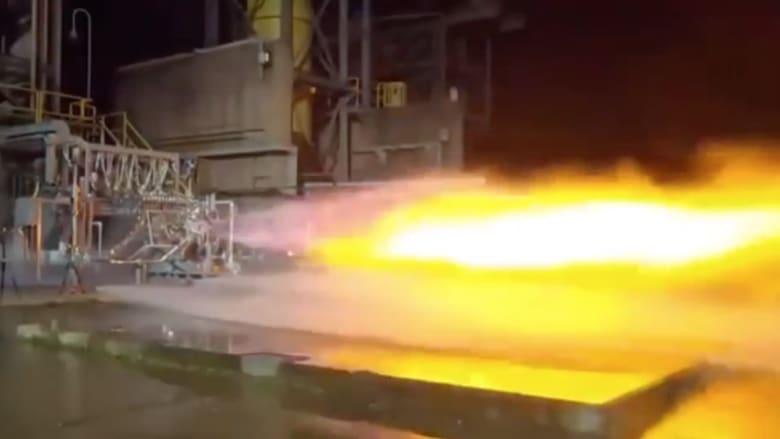 هذا المحرك سيأخذ أول امرأة إلى القمر