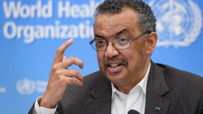 منظمة الصحة العالمية تحث الدول على تطعيم من هو بأمس الحاجة إليه أولاً