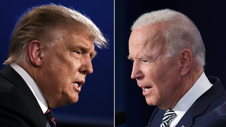 ترامب يستمر في تكذيب نتائج الانتخابات.. وبايدن: 100 مليون لقاح خلال 100 يوم