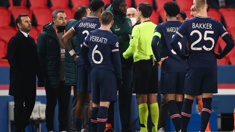 بعد مباراة باريس سان جيرمان وباشاك شهير.. الاتحاد الأوروبي في موقف صعب