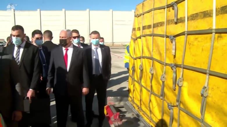 نتنياهو سيكون أول من يأخذ لقاح كورونا مع وصول أول شحنة من فايزر إلى إسرائيل