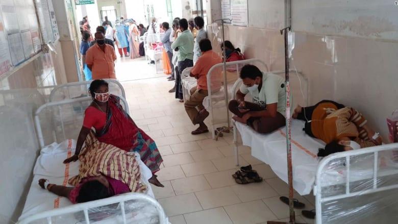 المرض المجهول في الهند..ماذا وجد الباحثون في عينات دم المصابين؟