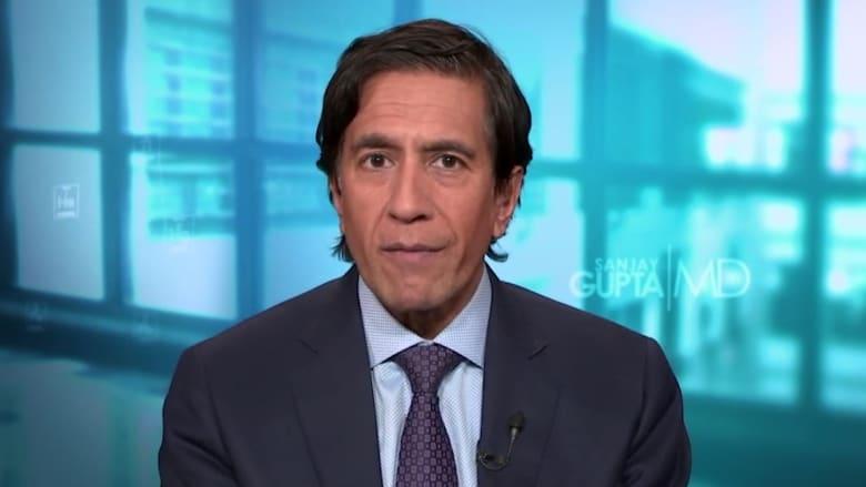 سانجاي غوبتا يشرح الشروط المحددة لموافقة إدارة الغذاء والدواء الأمريكية على لقاح فايزر لفيروس كورونا