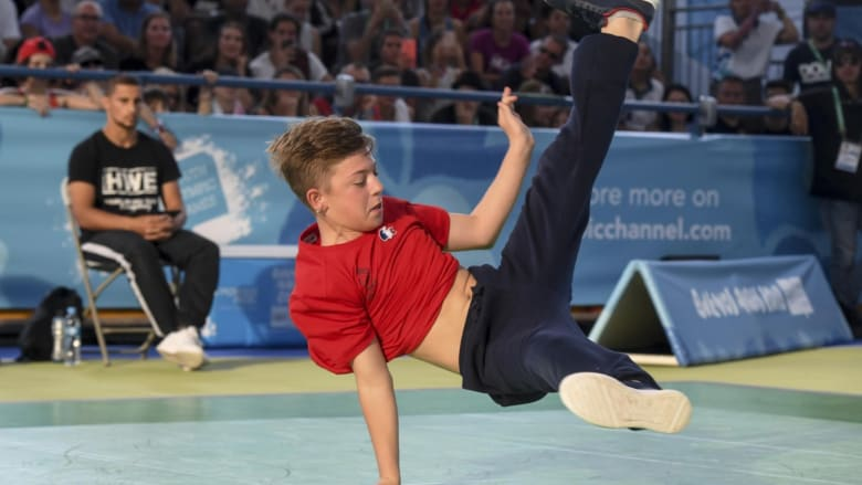 رقص البريك دانس.. رياضة وتحد في الألعاب الأولمبية الصيفية لعام 2024