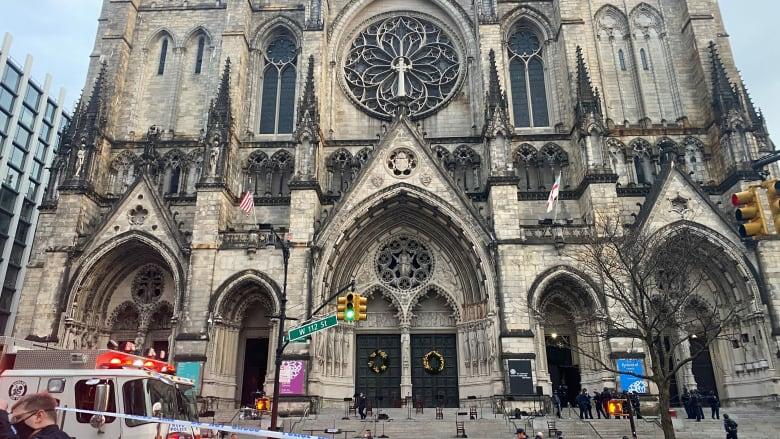 إطلاق نار على كنيسة في نيويورك عقب حفل عيد الميلاد