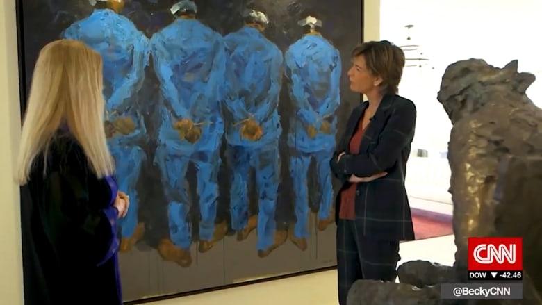 جولة داخل منزل سفير أمريكا بالإمارات تكشف كيف وقعت زوجته في حب فن الشرق الأوسط