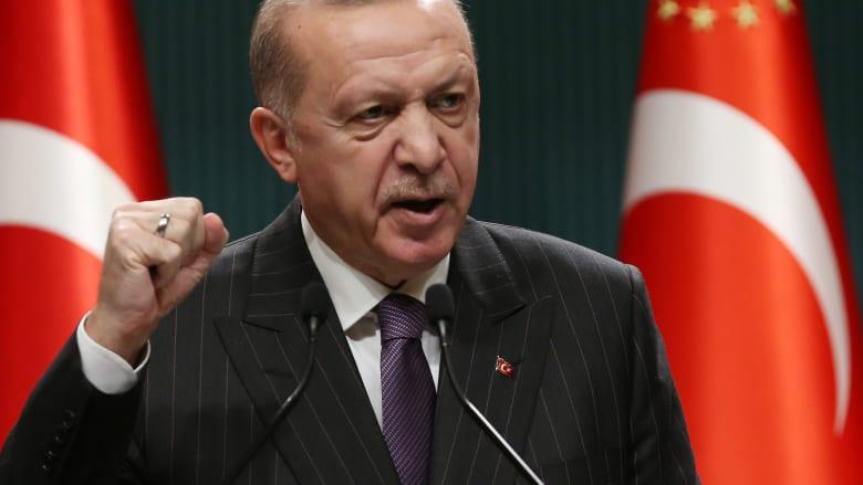 أردوغان: أقول لمن يسعى لإخضاع تركيا سنُخيب آمالكم