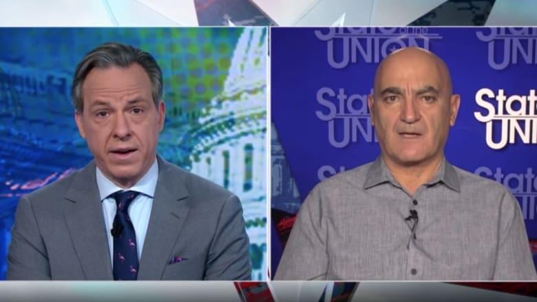 الدكتور منصف السلاوي لـCNN: آمل أن تواصل الولايات المتحدة الترحيب بالمهاجرين أمثالي
