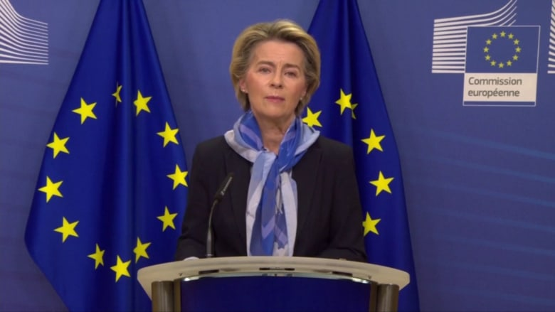 المفوضية الأوروبية: لقاح فايزر متاح لدول الاتحاد من 27 ديسمبر