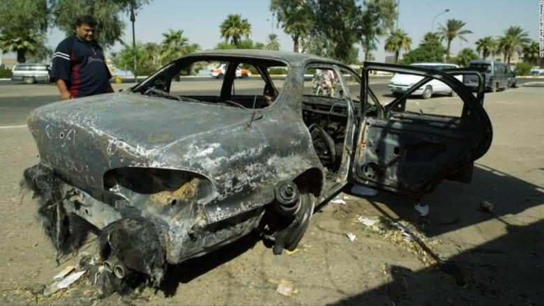 """غضب عراقي بعد عفو ترامب عن 4 عناصر من """"بلاك ووتر"""" مدانين بمجزرة بغداد"""