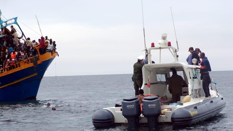 مقتل ما لا يقل عن 20 مهاجراً بعد غرق مركبهم قبالة سواحل تونس