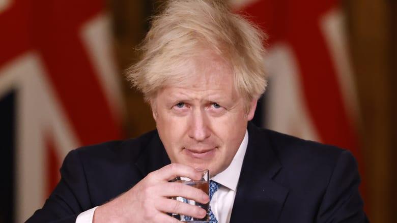 جونسون يعلن التوصل إلى اتفاق تجاري بين بريطانيا والاتحاد الأوروبي بعد بريكست