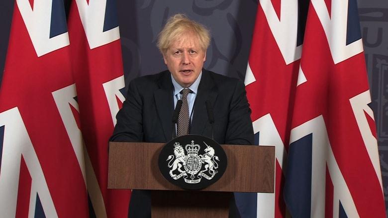 بوريس جونسون بعد الاتفاق مع الاتحاد الأوروبي: سنكون دولة ساحلية مستقلة
