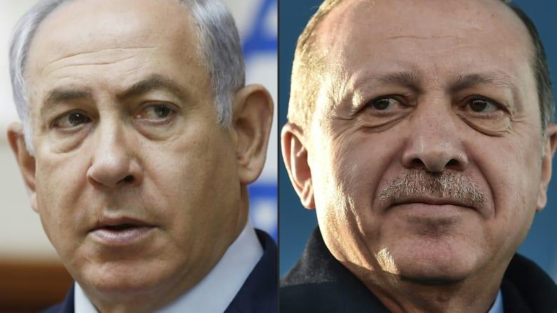 أردوغان: علاقاتنا مع إسرائيل لم تتوقف.. ونأمل انتقالها إلى مستوى أفضل