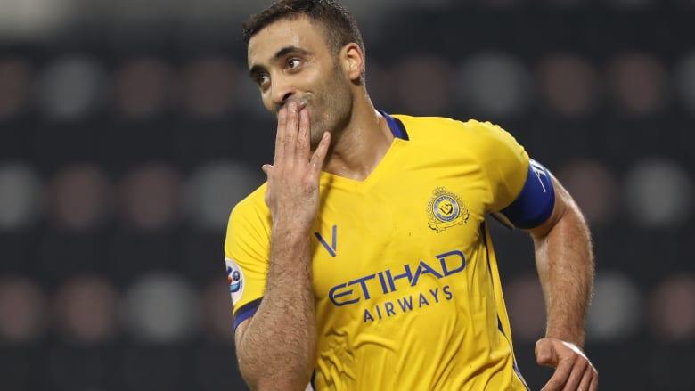 هكذا كانت رحلة حمدالله نحو جائزة أفضل لاعب عربي لعام 2020