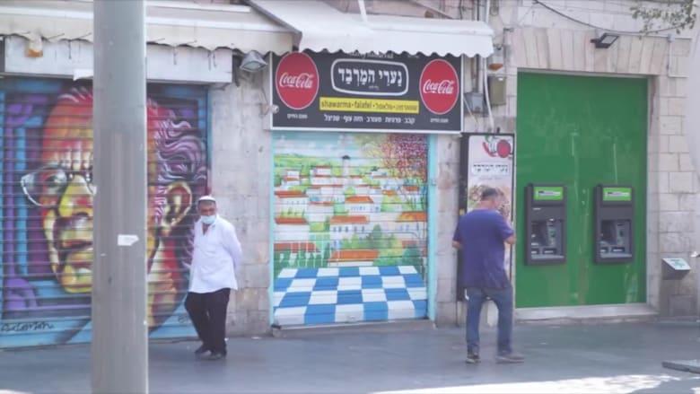 إسرائيل تدخل في إغلاق كامل للمرة الثالثة بسبب كورونا رغم حملة التلقيح