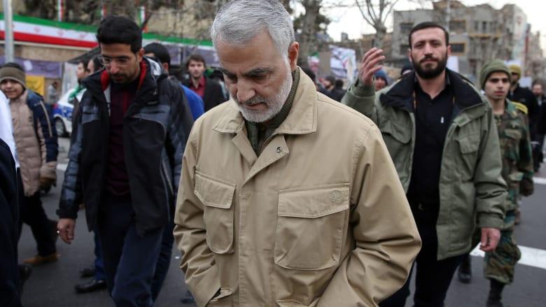 """""""قدم 22 مليون دولار"""".. تداول حديث قيادي في حماس عن لقائه بقاسم سليماني"""